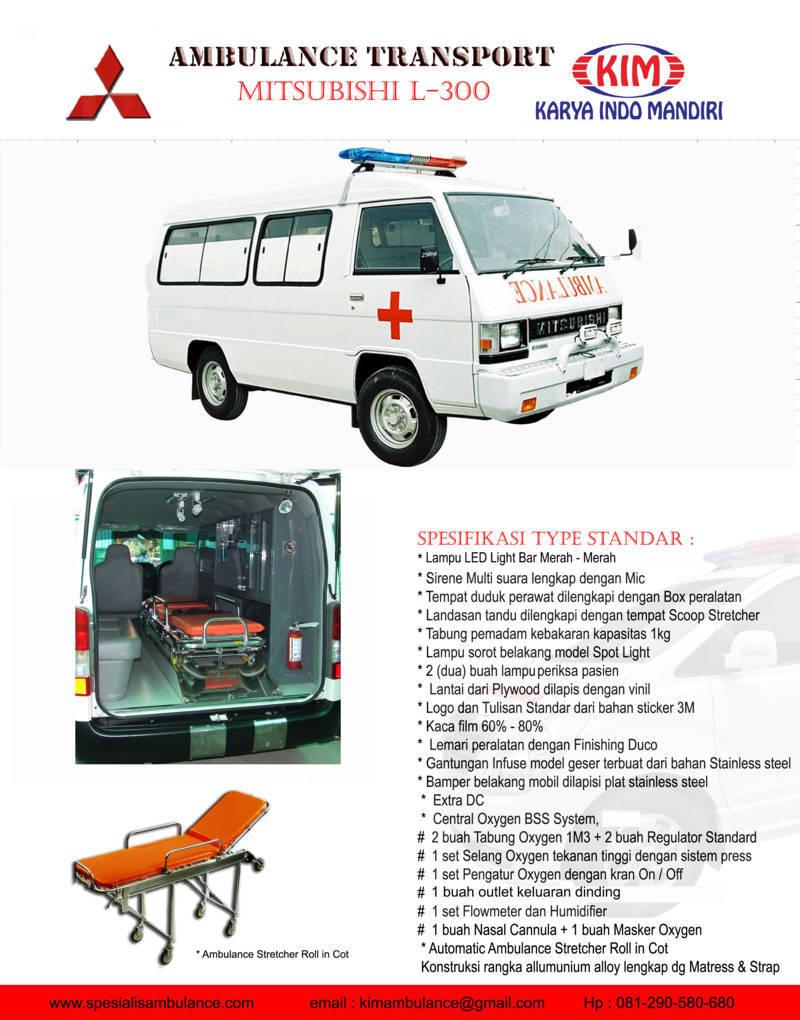 Mitsubishi L300 Standar res